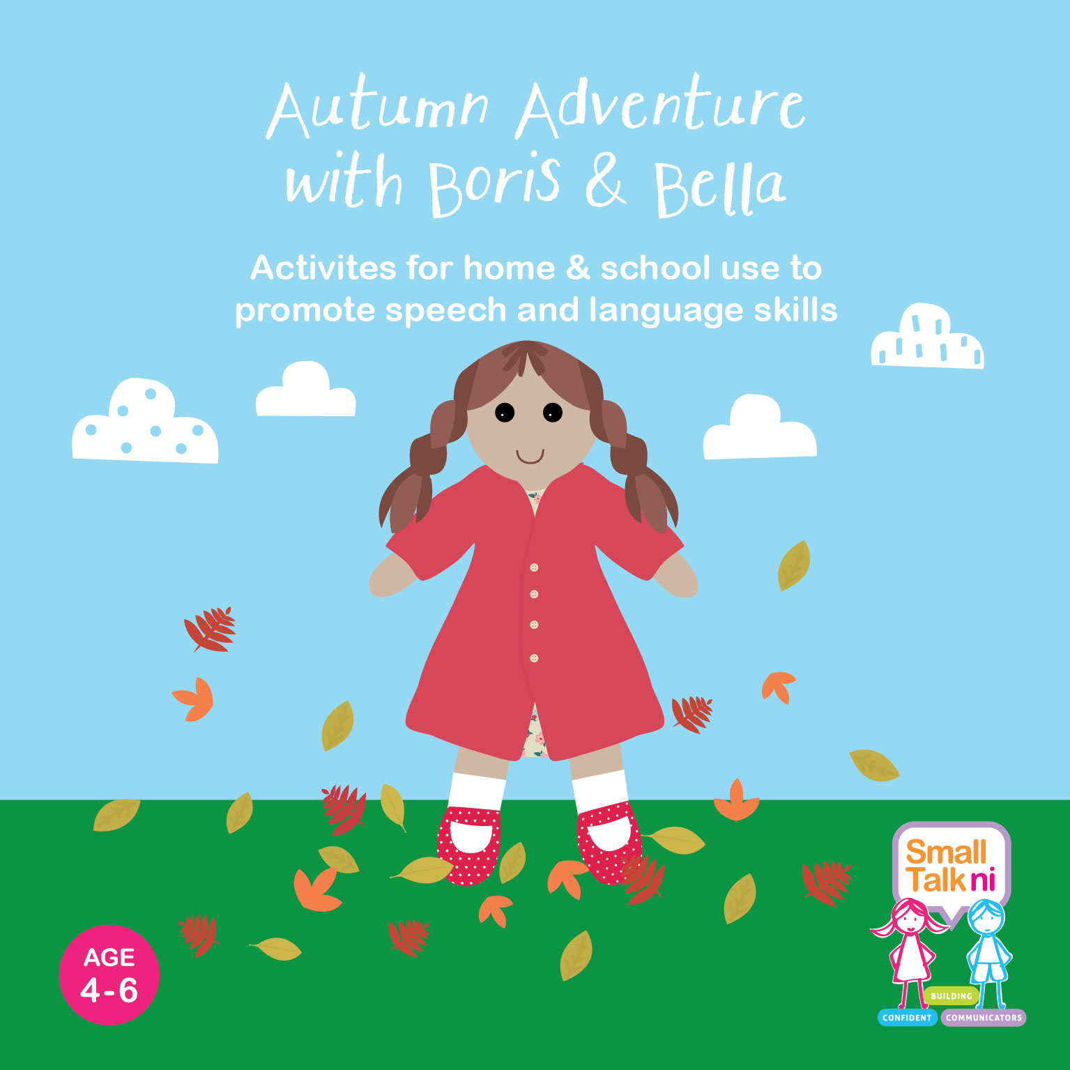 Autumn Adventure with Boris and Bella - for 4-6 year olds