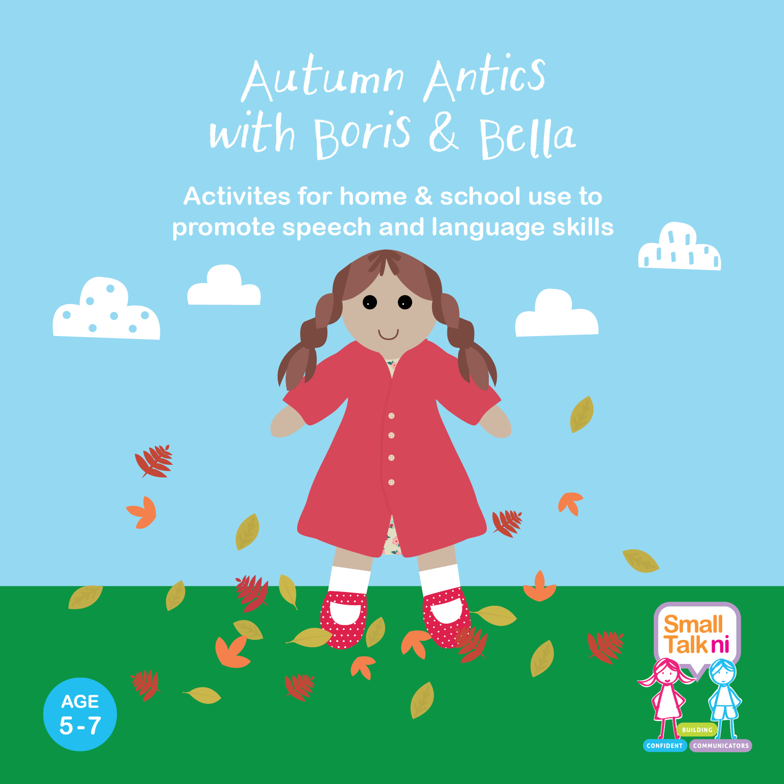 Autumn Antics with Boris and Bella - for 5-7 year olds
